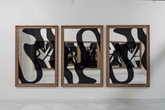 Michelangelo Pistoletto_mirror paintings