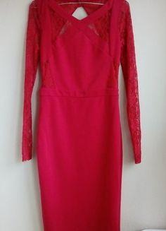 Kup mój przedmiot na #vintedpl http://www.vinted.pl/damska-odziez/dlugie-sukienki/16833051-czerwona-maxi-r-3436-dorothy-perkins