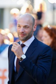 Corey Stoll, Parker Posey Join Cast of New Woody Allen Film House Of Cards Cast, Bald Actors, Shaved Head With Beard, Corey Stoll, Bald Men, Bald Guys With Beards, What Makes A Man, Mein Style, Tina Fey