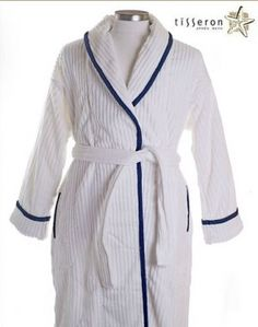 170 Tisseron Ribbed Robes Are The World S Finest Luxury