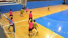 Barca Futsal training