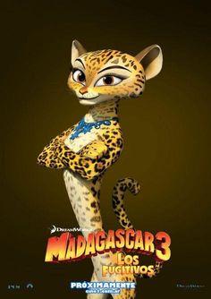 荒失失奇兵3:歐洲逐隻捉(Madagascar 3 Europe's Most Wanted)11