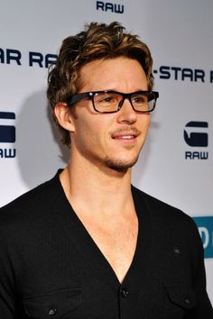 Ryan Kwanten, Clemence Poesy at G-Star RAW opening on Rodeo Drive