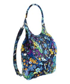 Midnight Blues Backpack Tote | VERA BRADLEY SALE