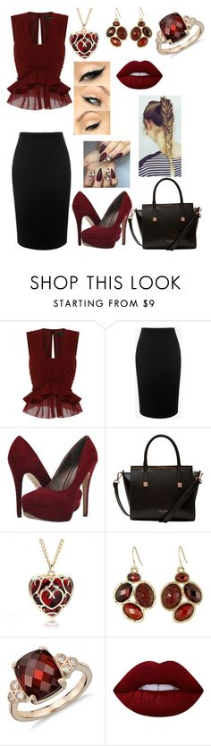 """""""Manager women"""" by sarah4ever123 ❤ liked on Polyvore featuring Isabel Marant, Alexander McQueen, Michael Antonio, Ted Baker, The Sak, Blue Nile and Lime Crime"""
