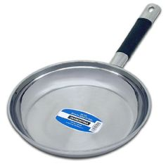 10 25cm 1810 Tramontina Stainless Steel Saute  Frying Sauce Skillet Fry Pan -- Click on the image for additional details.Note:It is affiliate link to Amazon.