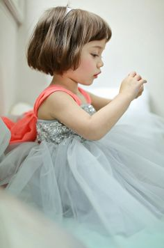 おめかし女の子♪ドレススタイルなキッズワンピース♡