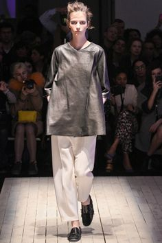 Ter et Bantine Fall 2012 Ready-to-Wear