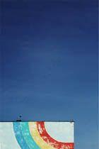 UŁANOWSKI Łukasz (ur. 1991) Gdzieś pod tęczą, 2015 wydruk pigmentowy, papier Hahnemühle Photo Rag Baryta 315g, 45 x 30 cm, ed. 1/7, sygn. na odwrocie