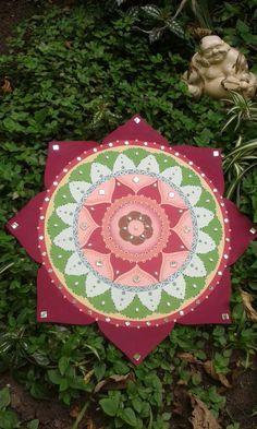 ♥ 12 - 45cm de Mandala