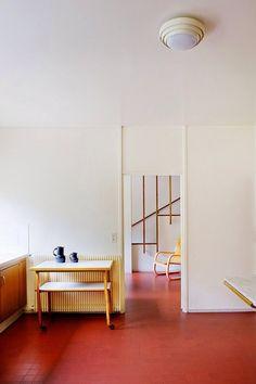 home of alvar aalto - photo by bruno suet via kelsey rose ceramics