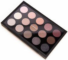 "MAC COSMETICS X15 ""COOL NEUTRAL"" EYESHADOW PALETTE NEW W/BOX-AUTHENTIC!!!!"