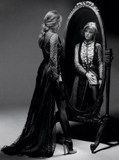amanda seyfreid.  damn, she makes old fashioned look fabulous.