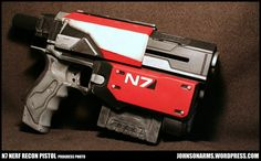 64 Best nerf mod images in 2015 | Hand guns, Nerf mod