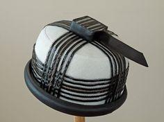 1960s Oleg Cassini Hat / 60s Hat // Midtowne by WearAreTheyNow, $68.00