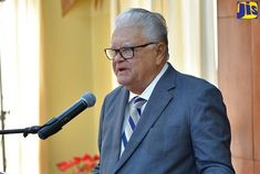 Minister Samuda Calls For Greater Levels Of Volunteerism To Aid Elderly During COVID-19 – Jamaica Information Service