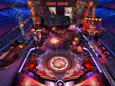 AC/DC Pinball Rocks for iPad: Unlock the magnetic mini-game once you accomplish your missions! #acdc #pinball #rocks #ipad