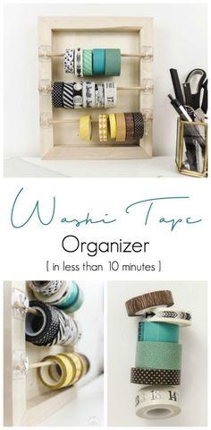Organize your craft