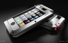 Lunatik presenta TAKTIK: su nuevo estuche súper resistente para iPhone. $75