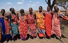 Resultado de imagem para roupa africana