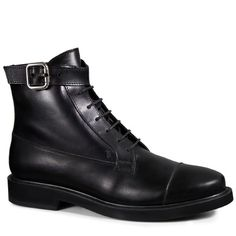 TOD'S Ankle Boots In Leather. #tods #shoes #