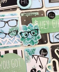 Cute PL by Renee Tramell on the Pocket Letters brand blog! Shop: www.pocketlettershop.com