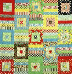 Kindergarten Quilts Pattern- Jelly Sandwich
