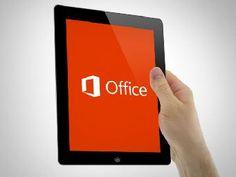 Office para iPad deixa seu tablet realmente produtivo.