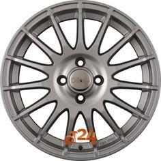 Felgi Aluminiowe DBV Florida Metallic Srebrny.