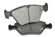 Posi Quiet Semi-Metallic Brake Pads  Front and Rear brake pads for towing with the cherokee
