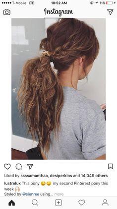 @lustrelux aka Katy  hair by @sienree