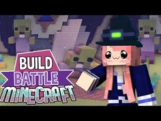 Halloween! | Build Battle | Minecraft Building Minigame - YouTube Best Fiends, Cat Crying, Happy Halloween, Minecraft, Battle, Lady, Building, Youtube, Buildings