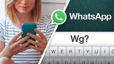 Die 50 wichtigsten WhatsApp-Kürzel - Bilder, Screenshots - COMPUTER BILD Whatsapp Apps, Whatsapp Tricks, Fitbit, 50th, Whatsapp Background, Wallpaper Backgrounds, Knowledge, Tips, Health