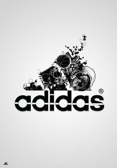 adidas fake ad