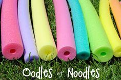 Rumbly Time: Oodles of Noodles