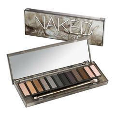 Urban Decay, Naked Smoky 眼影盤