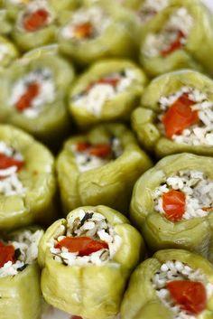 Dolma - Turkish food.