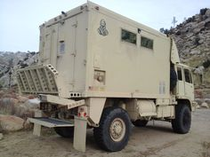Overland Truck, Overland Trailer, Expedition Vehicle, Diy Camper, Truck Camper, Camper Trailers, Hunting Truck, Off Road Camping, Adventure Campers