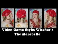 Video Game Style: Witcher 3 - The Marabella