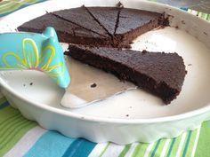 Paleo - csoki és sütőtök süti kókusztejjel Paleo Sweets, Paleo Dessert, Paleo Food, Paleo Pumpkin Pie, Sweets Cake, Sweet Desserts, Sweet Tooth, Vegan Recipes, Food And Drink