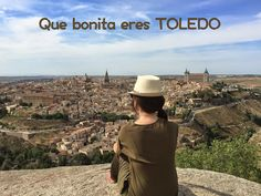 Craving for travel...: Que bonita eres Toledo!