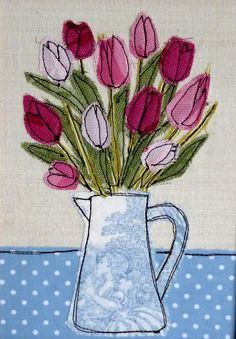 Tulips by Loopy Linnet