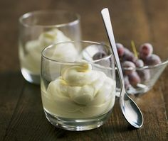 quick and easy recipe for lemon cream puddings