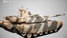 T-90S Modernized Main battle tank (T-90MS Tagil)
