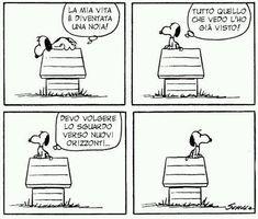 Nuovi orizzonti _ Snoopy