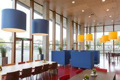 Breng kleur aan! #Maas & Hagoort #Stoffen kappen