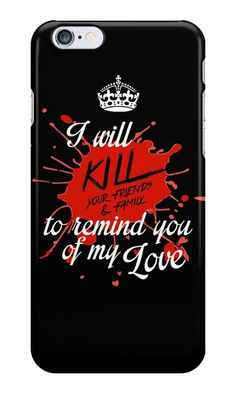 To remind you of my love by savvymavvy Hamilton phone case