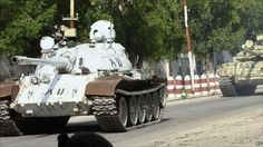 AU tanks in Somalia African Union, Military Vehicles, Tanks, Strength, Shelled, Thoughts