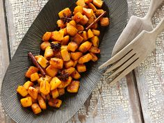 Red Cooked Butternut Squash from CookingChannelTV.com