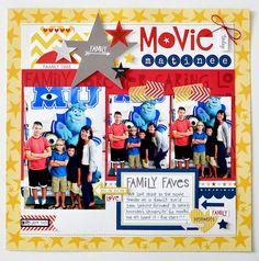 Wendy_Sue's Gallery: movie matinee   bella blvd...
